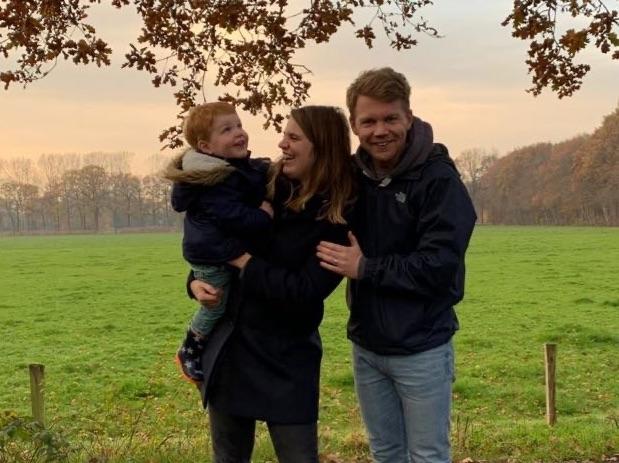 Het gezin in 2020