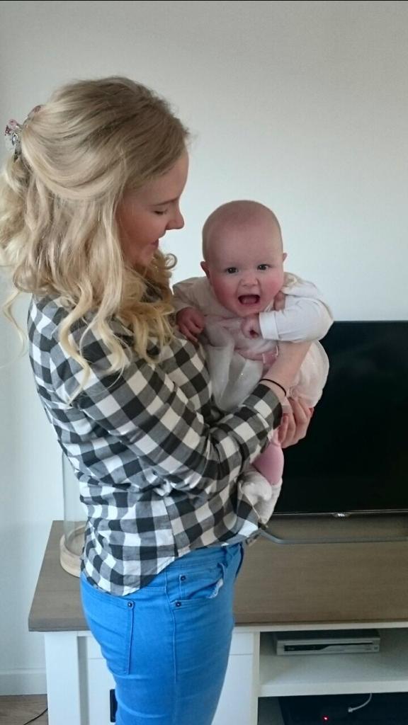 Julisa en Ginny - Ginny had extreme misselijkheid tijdens haar zwangerschap