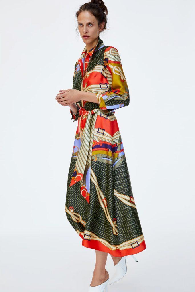 online verkoop officiële leverancier prijs Dit is het Zara-jurkje waar binnenkort iedereen mee loopt ...