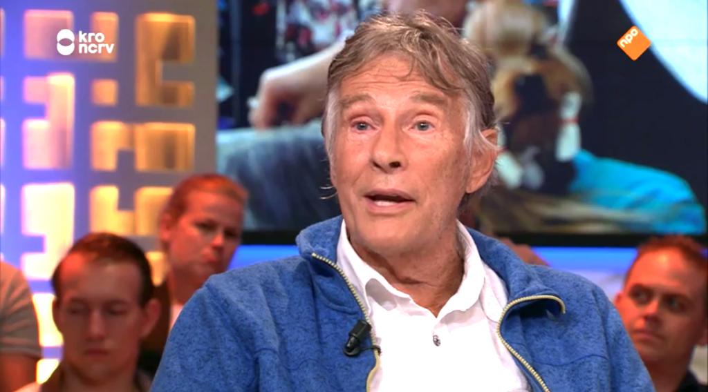 Martin Gaus legt - op zijn eigen wijze - uit waarom hij geen bezwaar heeft tegen hondenshows