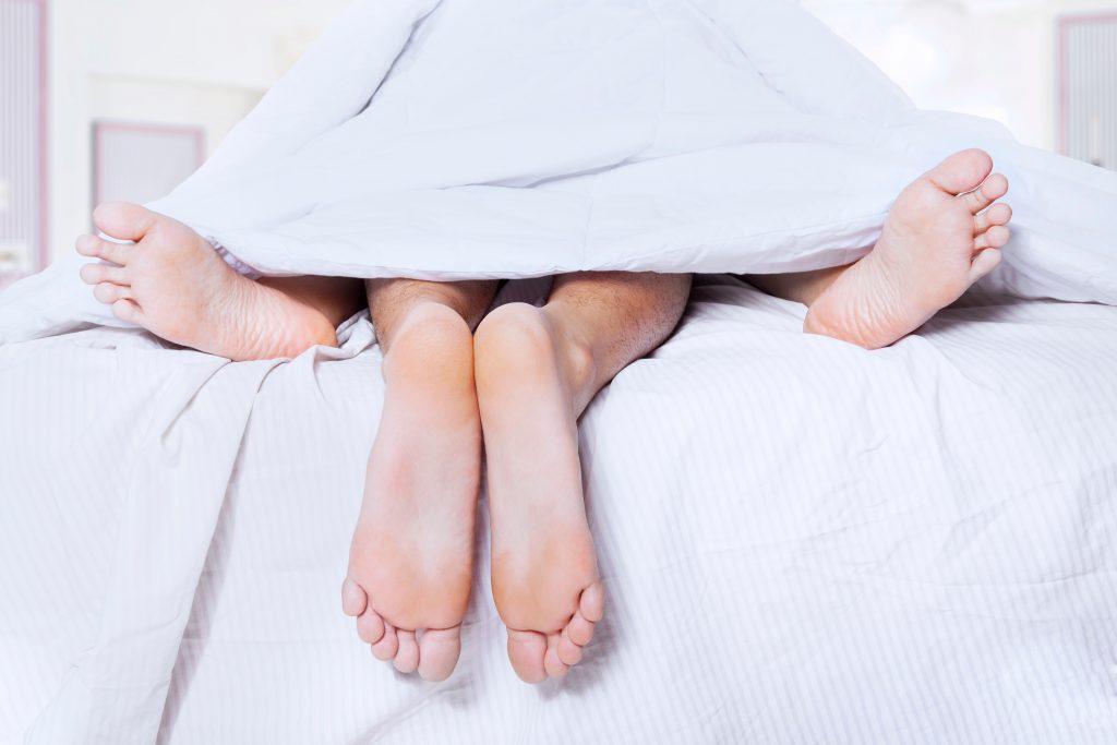 Cato (41) over haar laatste keer sex: 'Ineens stond hij in alle naaktheid voor me'