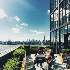 6 x de wereld aan je voeten op deze héérlijke rooftopterrassen in New York