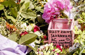 Zeventienjarige dader krijgt maximale straf voor doden Savannah (14)
