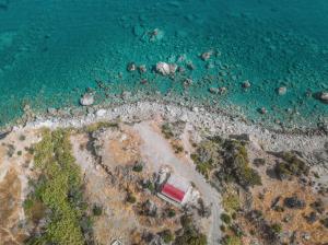 Na deze prachtige drone-foto's denk je bij Kreta nooít meer aan Chersonissos