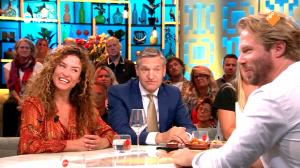 Gelukkig gescheiden maar toch weer samen: Katja Schuurman en Thijs Römer op 'Blind Date'
