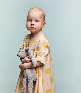 Marjoleins dochter Emma (4) heeft leukemie: 'Je ziet je kind afbrokkelen'
