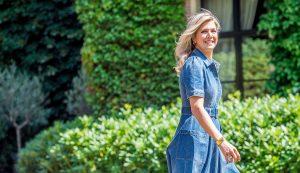 Koningin Máxima schittert als professioneel covermodel op Spaanse 'Vanity Fair'