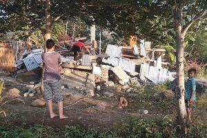 Aardbeving op toeristeneiland Lombok: zeker 12 doden en 160 gewonden