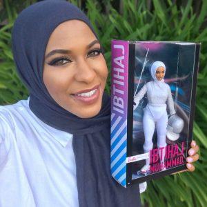 Barbie is vanaf vandaag ook beschikbaar met hoofddoek