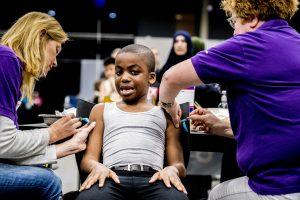'Vaccineren moet verplicht worden voor de kinderopvang'