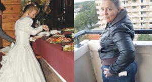 Carin had een eetstoornis, is nu te zwaar en krijgt een maagverkleining