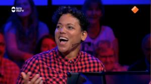 Jaike Belfor wint harten van kijkers met overwinningskreet tijdens 'De Slimste Mens'
