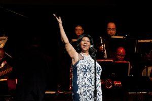 Familie Aretha Franklin in diepe rouw: 'We zijn de rots in de branding van de familie verloren'