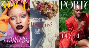 Wonderbaarlijk Waarom de septembercovers van modebladen dit jaar historisch zijn DY-69