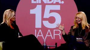 Linda de Mol op LINDA.festival over haar onzekerheden (en het huwelijk van Johnny)