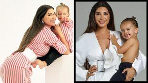 Yolanthe over eerste fotoshoot met zoontje Xess Xava: 'Hij deed het heel goed'