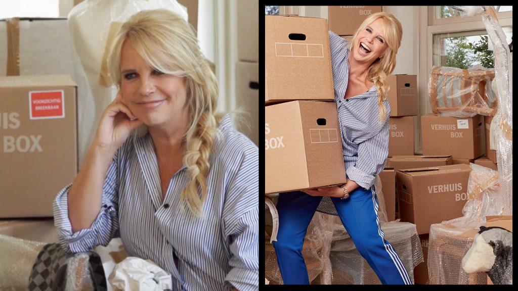 Linda over verhuizen: 'Ik kan later van m'n huis een te gek bejaardentehuis voor al m'n vriendinnen maken'