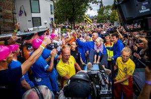 Maarten van der Weijden over zijn zwemtocht: 'Ik heb álles gegeven'