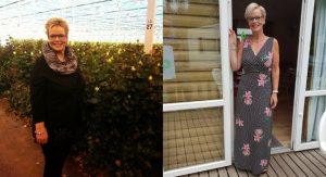 Ellen viel in vijftien maanden 42 kilo af zonder het gevoel te hebben op dieet te zijn