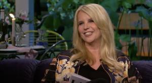 Dit droeg Linda tijdens de eerste aflevering van 'Linda's Zomerweek'