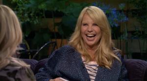 Dit droeg Linda tijdens de vierde aflevering van 'Linda's Zomerweek'