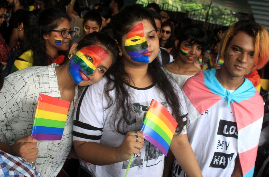 Omstreden wet afgeschaft: sex tussen homosexuelen niet meer strafbaar in India