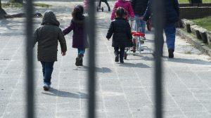 Aantal kinderontvoeringen in zomer voor het eerst gedaald