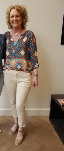 Judith (39) heeft een tracheostoma en een nieuwe stem: 'Heftig, maar het went snel'