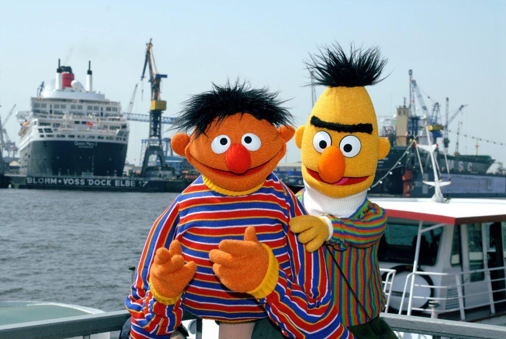 Deze 'Sesamstraat'-schrijver weet (én vertelt) of Bert en Ernie een stelletje zijn of niet
