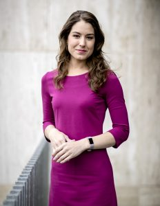 Amber Brantsen Bereidt Zich Voor Op Live Verslag Huwelijk Prins