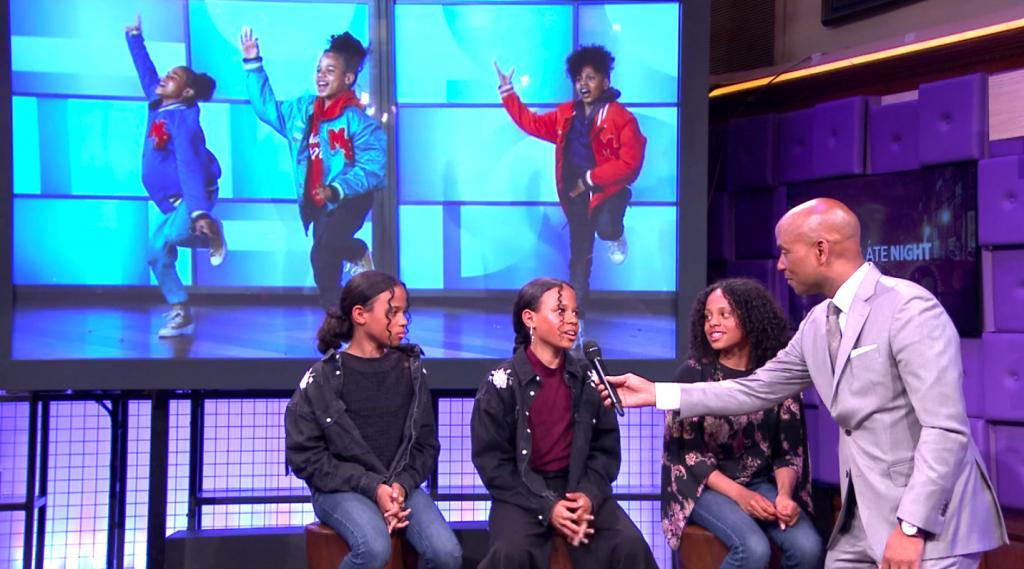 Zó kregen ze het voor elkaar: Nederlandse zusjes vertellen over dansoptreden bij Ellen DeGeneres