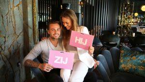 Dave Roelvink en vriendin Julia zijn het niet áltijd met elkaar eens