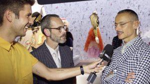 Martijn komt alles te weten over modekoppel Viktor&Rolf en andere bekende duo's