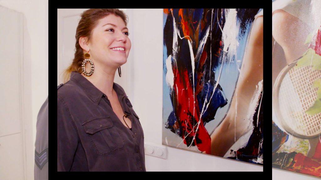 Pauline Wingelaar bewijst dat kunst niet saai is: 'Dit zijn m'n billen'