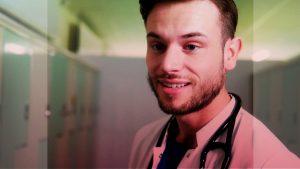 Sebastiaan vergeet z'n coschap op de Wallen nooit meer: 'Zulke bizarre patiënten'