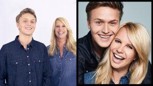 Linda de Mol over zoon Julian: 'Hij is erg lief voor z'n moeder. Over het algemeen'