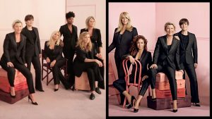 Linda, Katja en zes andere bekende vrouwen over #MeToo: 'Flirten moet gewoon kunnen'