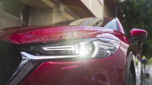 De nieuwe Mazda CX-5: alsof jij zelf over die weg raast