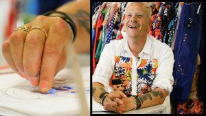 Modeontwerper Bas Kosters: 'Ik zou graag flaporen willen hebben'