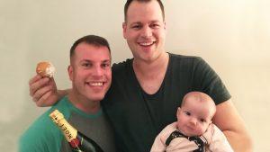 Afl. 4 Duco en Ron vertellen álles over de geboorte van Liv: 'We zaten eerste rij'