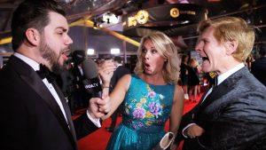 Prachtige jurken en grijze baardharen: het is tijd voor het Televizier-Ring Gala