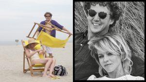 Jochem Myjer en Loes Haverkort over hun állergrootste strand-ergernissen