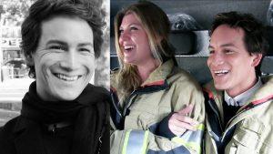 Mika gaat bij de brandweer. Hij heeft méér interesse in de brandweerman