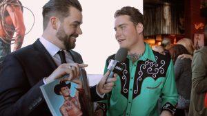 Sexy cowboys bij de L'HOMO. lancering en de eerste reacties van bekend Nederland