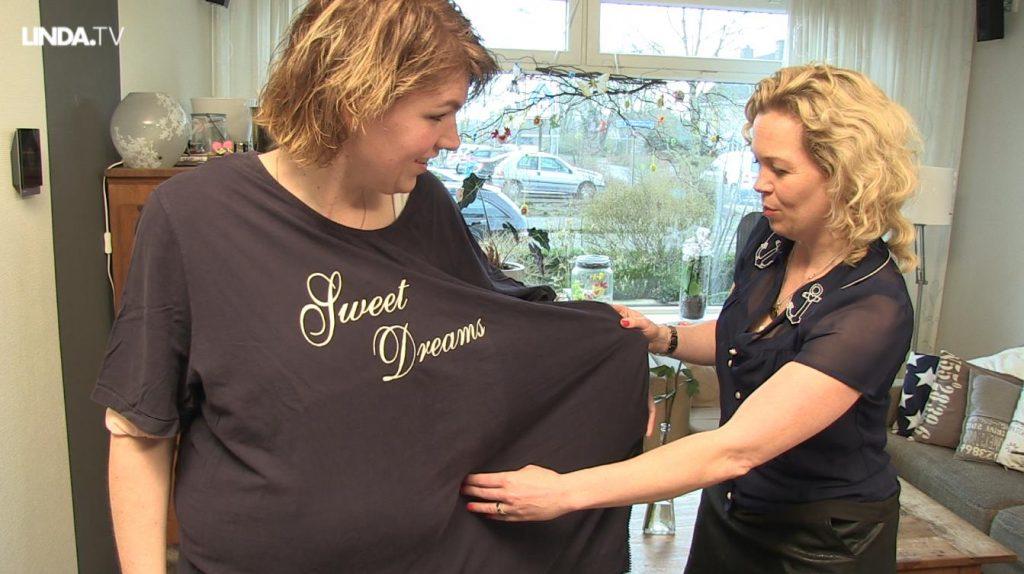 Afl. 1 Sonja (-86 kilo): 'Ik had te veel buikvet voor een gastric bypass.'