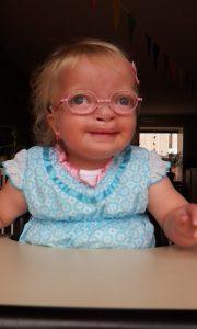 Ilses dochter had een zeldzaam syndroom: 'Ze was ons bikkeltje'