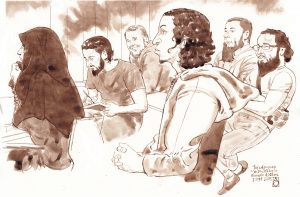 Verdachten krijgen tot 5,5 jaar cel in hoger beroep Haags Jihadproces