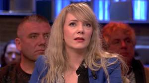 Sylvia Veld, de vrouw die zelf haar aanrander opspoorde, wordt nu met de dood bedreigd