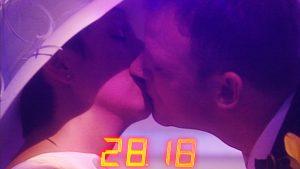 'Die dertig seconden kus, dat was wel een gelukje.'