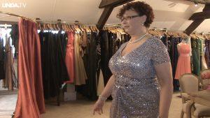 Inge zoekt een jurk voor netwerkborrels: 'If you've got it, flaunt it.'